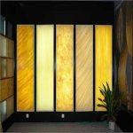 Alabaster Decorative light panels