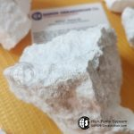 Anhydrite, or anhydrous calcium sulfate samim derakhshan