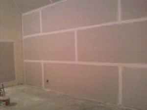 دیوار گچى يا جيپسم وال (Gypsum wall )